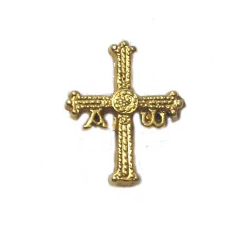 Pin Cruz De La Victoria En Dorado