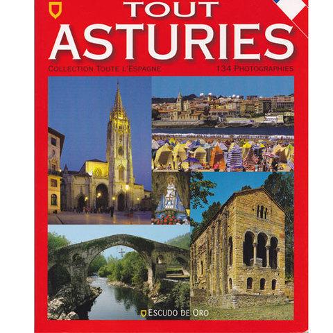 Artesania Asturiana -  Todo Asturias en Frances  - Editorial Picu Urriellu