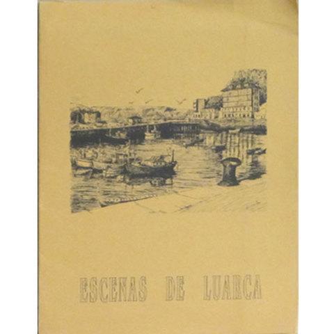 Artesania Asturiana -  Carpetas 3 plumillas de Luarca  - Editorial Picu Urriellu
