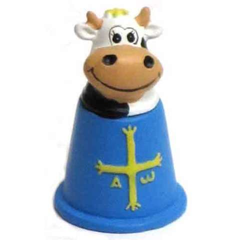 Artesania Asturiana -  Dedal  vaca  - Editorial Picu Urriellu