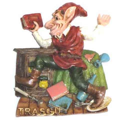 Artesania Asturiana - iman Trasgu - Editorial Picu Urriellu