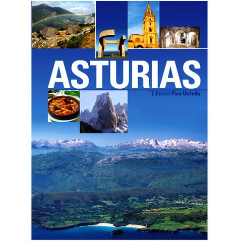 Artesania Asturiana - Asturias en español formato grande - Editorial Picu Urriellu