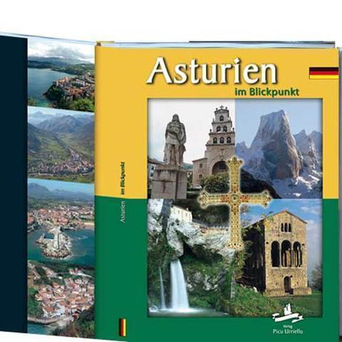 Artesania Asturiana - Asturien im blickpunkt - Alemán - PASTAS DURAS - Editorial Picu Urriellu