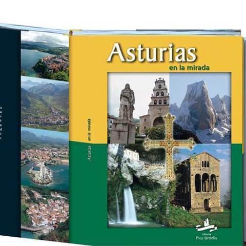 Artesania Asturiana - Asturias en la mirada - Castellano - PASTAS DURAS - Editorial Picu Urriellu