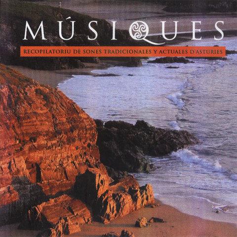Artesania Asturiana - Musiques. Recopilatorio de música tradicional y actual de Asturias - Editorial Picu Urriellu