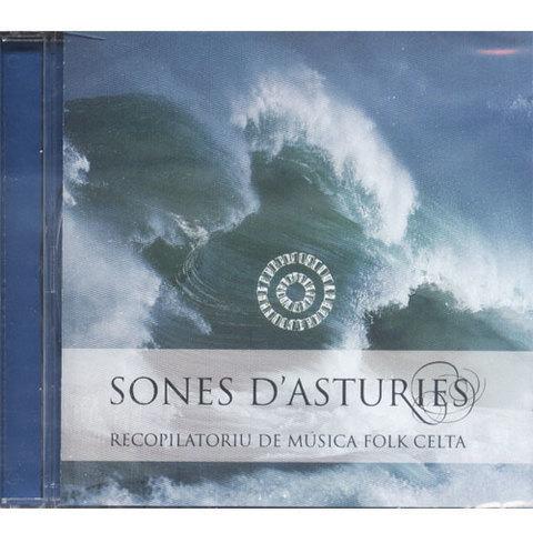 Artesania Asturiana - Sones d´Asturies Recopilatorio de música folk celta - Editorial Picu Urriellu