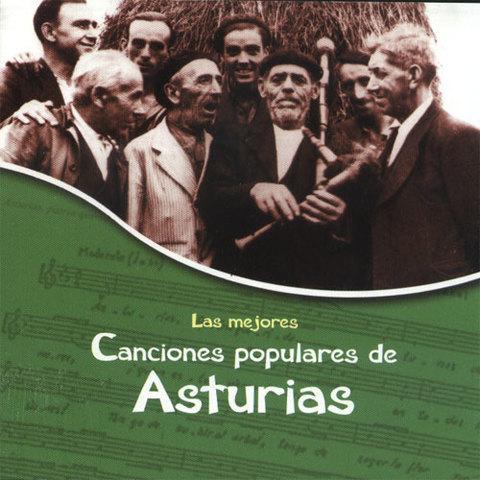 Artesania Asturiana - Las mejores canciones populares de Asturias - Editorial Picu Urriellu