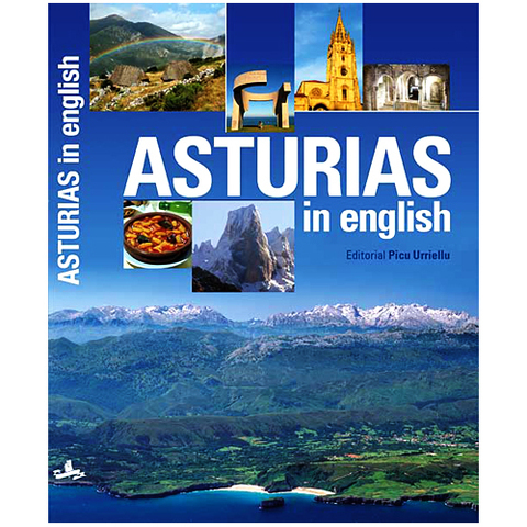 Artesania Asturiana - Asturias in English - Editorial Picu Urriellu