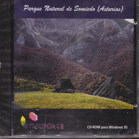 Artesania Asturiana - CDrom - parque natural de Somiedo - Editorial Picu Urriellu