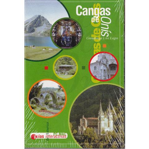Artesania Asturiana - CDrom - Cangas de Onis - Picos de Europa - Editorial Picu Urriellu