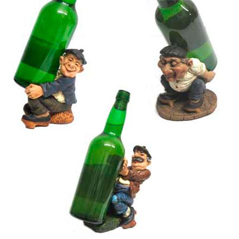 Artesania Asturiana - Portadores de botella - Editorial Picu Urriellu