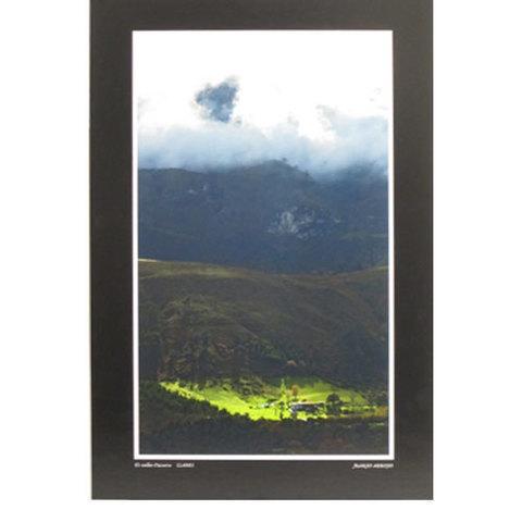 Artesania Asturiana - El valle oscuro - Llanes - Editorial Picu Urriellu