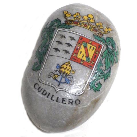 Artesania Asturiana - Pisapapeles piedras  - Editorial Picu Urriellu