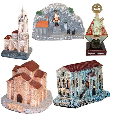 Artesania Asturiana - Figuras historico religiosas - Editorial Picu Urriellu