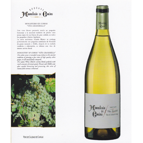 Artesania Asturiana - Vino blanco de Cangas - Editorial Picu Urriellu