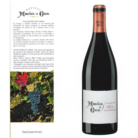 Artesania Asturiana - Vino tinto de Cangas - Editorial Picu Urriellu