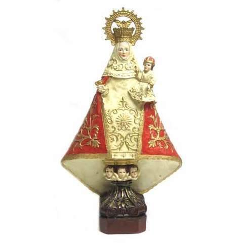 Artesania Asturiana - Virgen de Covadonga - super grande - Editorial Picu Urriellu