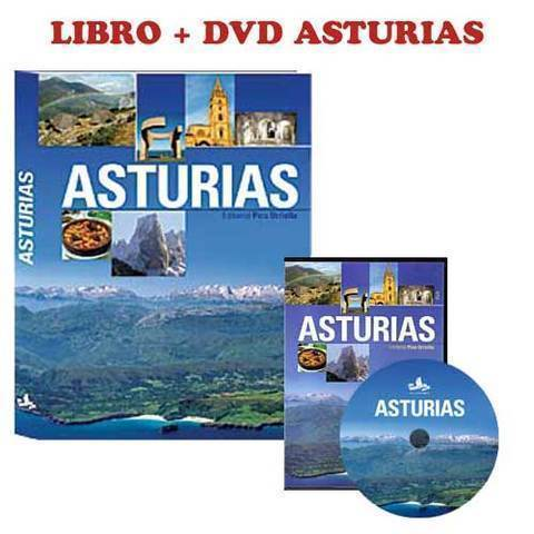 Artesania Asturiana - Asturias formato grande + DVD Asturias - Editorial Picu Urriellu