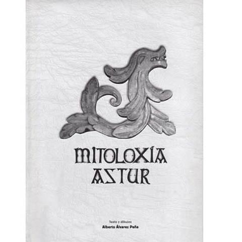 Artesania Asturiana - Carpeta mitologia ( 4 laminas ) - Editorial Picu Urriellu