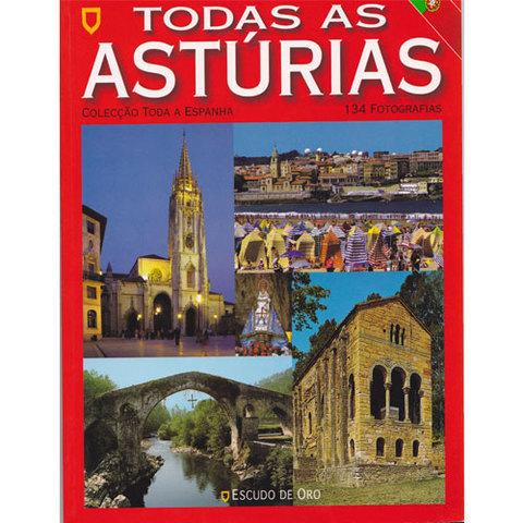 Artesania Asturiana - Todo Asturias en portugues - Editorial Picu Urriellu