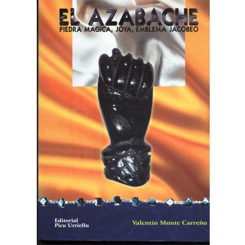 Artesania Asturiana - Libro - El azabache - Editorial Picu Urriellu