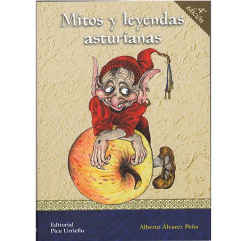 Artesania Asturiana - Mitos y leyendas asturianas 4º edicion - Editorial Picu Urriellu