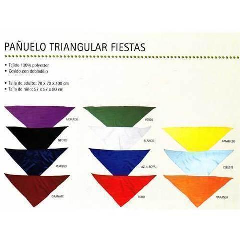 Artesania Asturiana - Pañuelos cuello para imprimir serigrafia - Editorial Picu Urriellu
