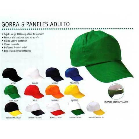 Artesania Asturiana - Gorras para imprimir serigrafia - Editorial Picu Urriellu