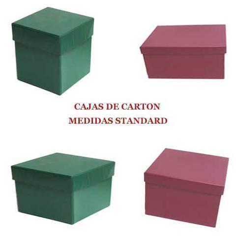 Artesania Asturiana - Cajas de carton colores para regalos - Editorial Picu Urriellu