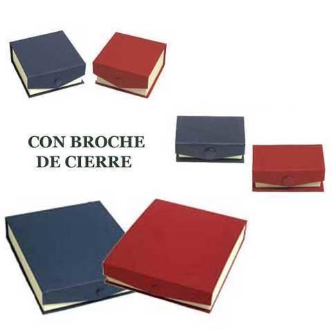 Artesania Asturiana - Estuche de joyeria con cierre de broche - Editorial Picu Urriellu