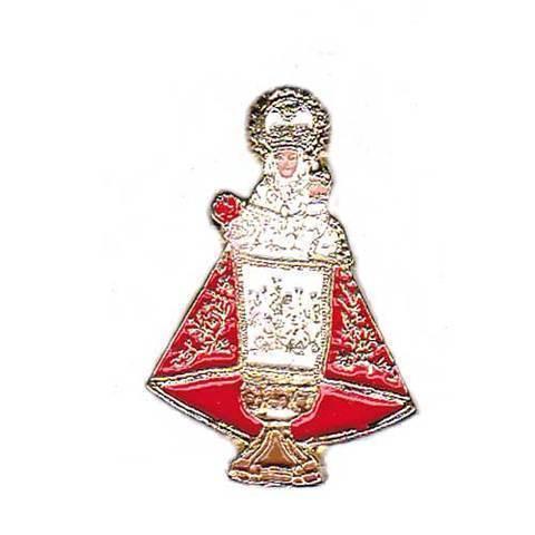 Artesania Asturiana - PIn Virgen de Covadonga - Editorial Picu Urriellu