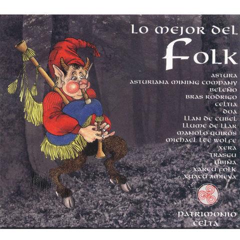 Artesania Asturiana - Lo mejor del Folk. - Editorial Picu Urriellu