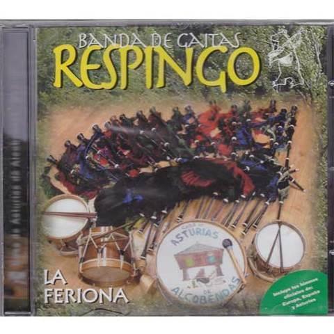 Artesania Asturiana - Banda de gaitas Respingo - La Feriona - Editorial Picu Urriellu