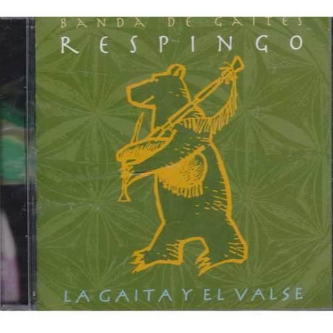Artesania Asturiana - Banda de gaitas Respingo - La gaita y el valse - Editorial Picu Urriellu