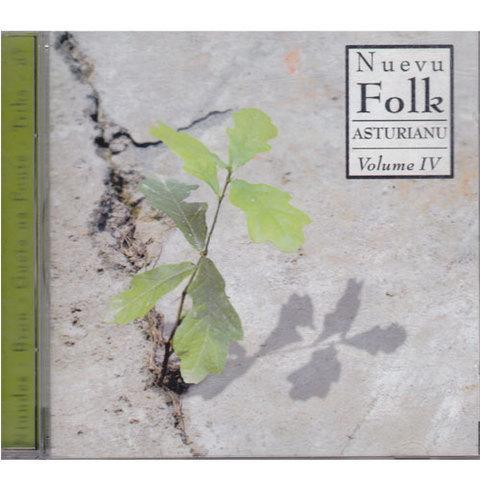 Artesania Asturiana - Nuevu folk asturianu vol.IV - Editorial Picu Urriellu