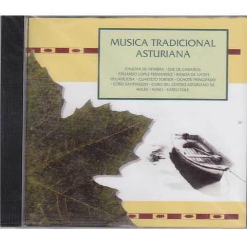 Artesania Asturiana - Musica tradicional asturiana I - Editorial Picu Urriellu