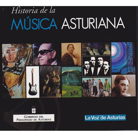 Artesania Asturiana - Historia de la música asturiana ( 24 CD ) - Editorial Picu Urriellu