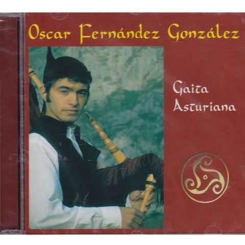 Artesania Asturiana - Oscar Fernandez - Gaita asturiana - Editorial Picu Urriellu