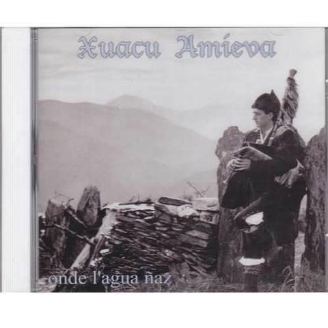 Artesania Asturiana - Xuacu Amieva - onde l´agua naz - Editorial Picu Urriellu