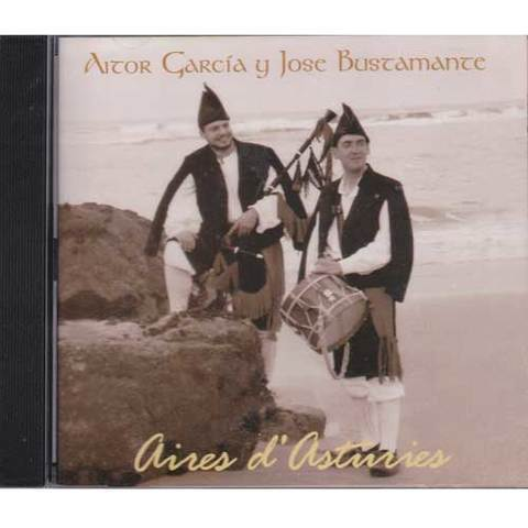 Artesania Asturiana - Aitor Garcia y Jose Bustamante - Aires´d Asturies - Editorial Picu Urriellu