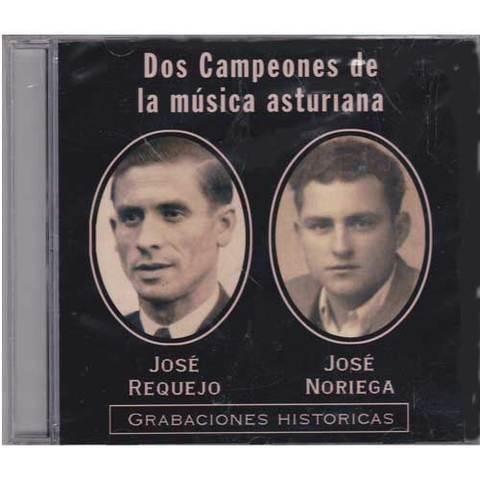 Dos campeones de la musica asturiana