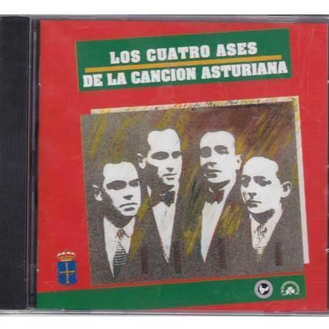 Artesania Asturiana - Los cuatro ases de la cancion asturiana - Editorial Picu Urriellu