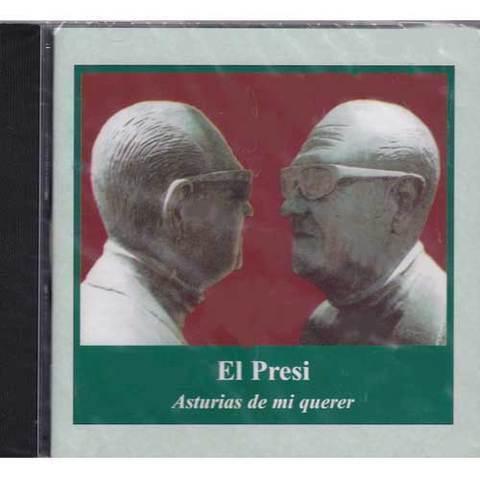 Artesania Asturiana - El Presi - Asturias de mi querer - Editorial Picu Urriellu