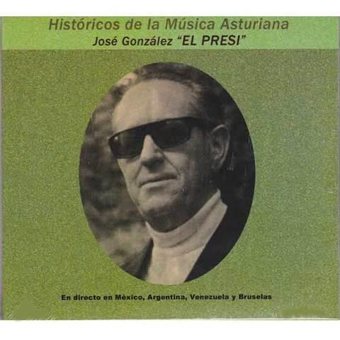 Artesania Asturiana - José González - Historia de la música asturiana - Editorial Picu Urriellu