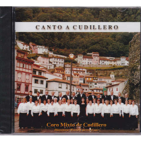 Artesania Asturiana - Coro mixto de Cudillero - canto a Cudillero - Editorial Picu Urriellu
