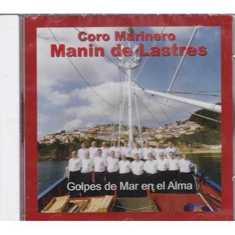 Artesania Asturiana - Coro marinero Manin de Lastres - golpes de mar en el alma - Editorial Picu Urriellu