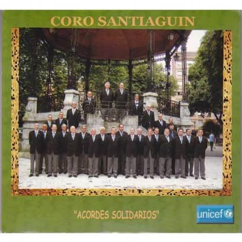 Artesania Asturiana - Coro Santiaguin - acordes solidarios - Editorial Picu Urriellu