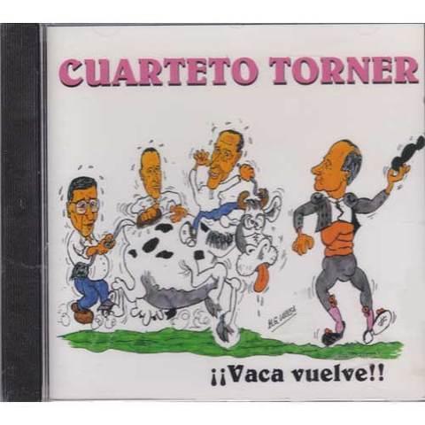 Artesania Asturiana - Cuarteto Torner - ¡¡ vaca vuelve !! - Editorial Picu Urriellu