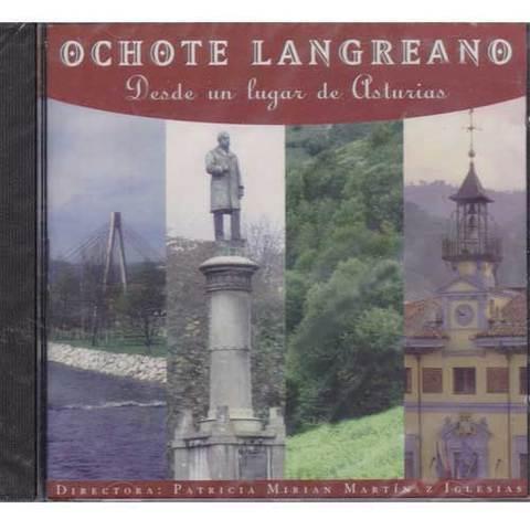 Artesania Asturiana - Ochote Langreano - desde un lugar de Asturias - Editorial Picu Urriellu