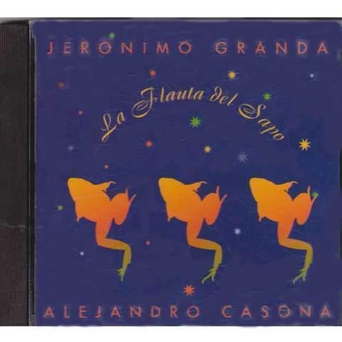 Artesania Asturiana - Jerónimo Granda - la flauta del sapo - Editorial Picu Urriellu